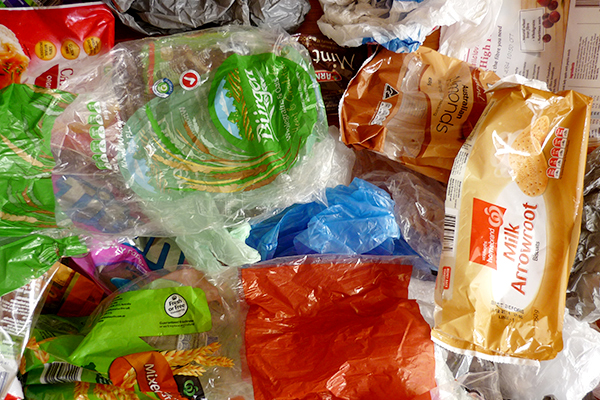 how to recycle soft plastic