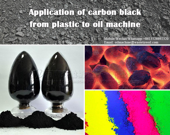 plastic pyrolysis products